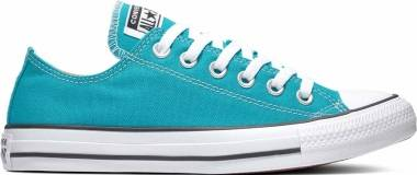 Converse Chuck Taylor All Star Seasonal Colors Low Top - Turchese