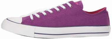 Converse Chuck Taylor All Star Seasonal Colors Low Top - Purple (162453F)