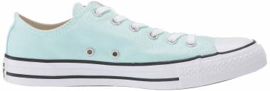 Converse Chuck Taylor All Star Seasonal Colors Low Top - Teal Tint (163357F)