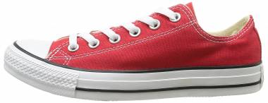 Converse Chuck Taylor All Star Seasonal Ox - Red Bordeaux