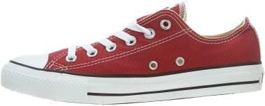 Converse Chuck Taylor All Star Seasonal Ox - Jester Red (136506F)
