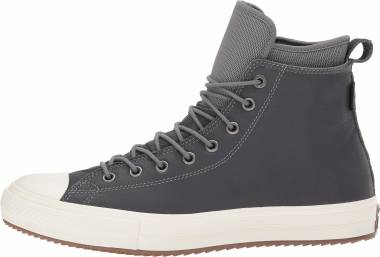 Converse Chuck Taylor All Star Waterproof Boot Nubuck High Top - Mason/Egret/Gum