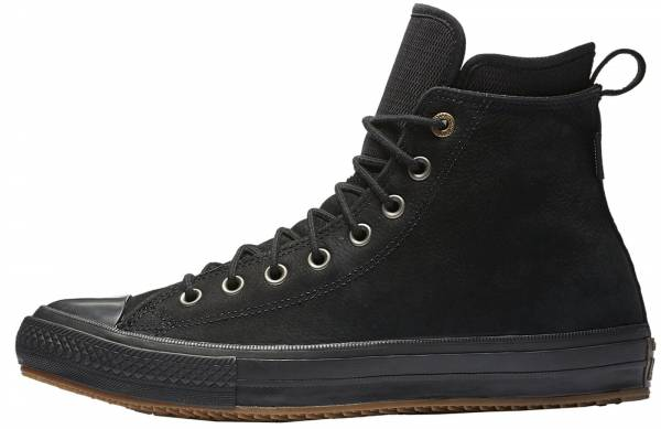 Converse Chuck Taylor All Star Waterproof Boot Nubuck High Top - Black
