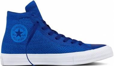 Converse Chuck Taylor All Star x Nike Flyknit High Top - Indigo (156733C)