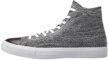 Converse Chuck Taylor All Star x Nike Flyknit High Top black/wolf grey/white Men