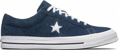 Converse One Star Suede Low Top Navy Men
