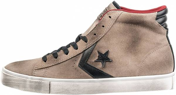 Converse Pro Leather High Top Brown