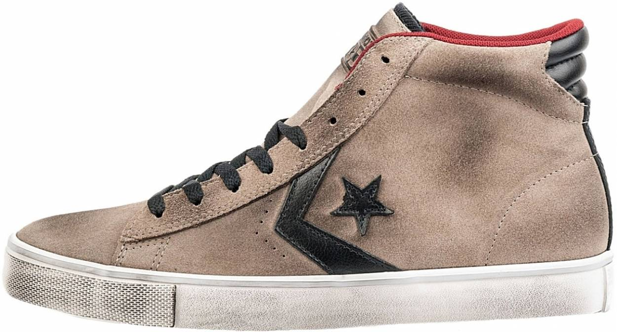 converse pro leather mid homme