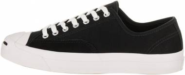 Converse Jack Purcell Pro Low Top - Black/Black/White