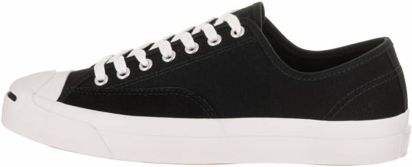017fc3af9a23 Converse Jack Purcell Pro Low Top Black  Black  White