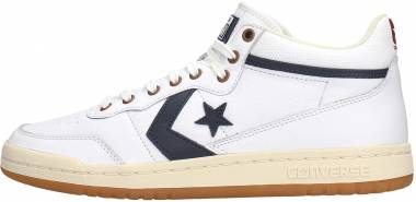 Converse Fastbreak Mid Top - White