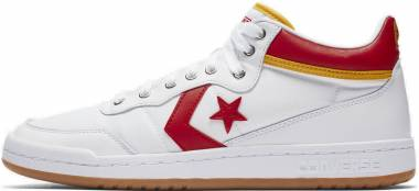 Converse Fastbreak Mid Top - White (159599C)