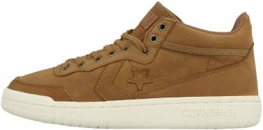 Converse Fastbreak Mid Top Brown Men