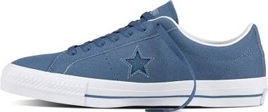 Converse CONS One Star Pro Low Top - Blue Coast Blue Granite White