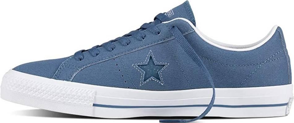 blue converse low top