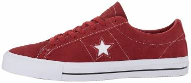 Converse CONS One Star Pro Low Top Red Men