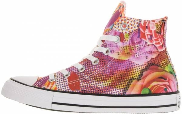2c739cba46a3 13 Reasons to NOT to Buy Converse Chuck Taylor All Star Floral Print High  Top (May 2019)