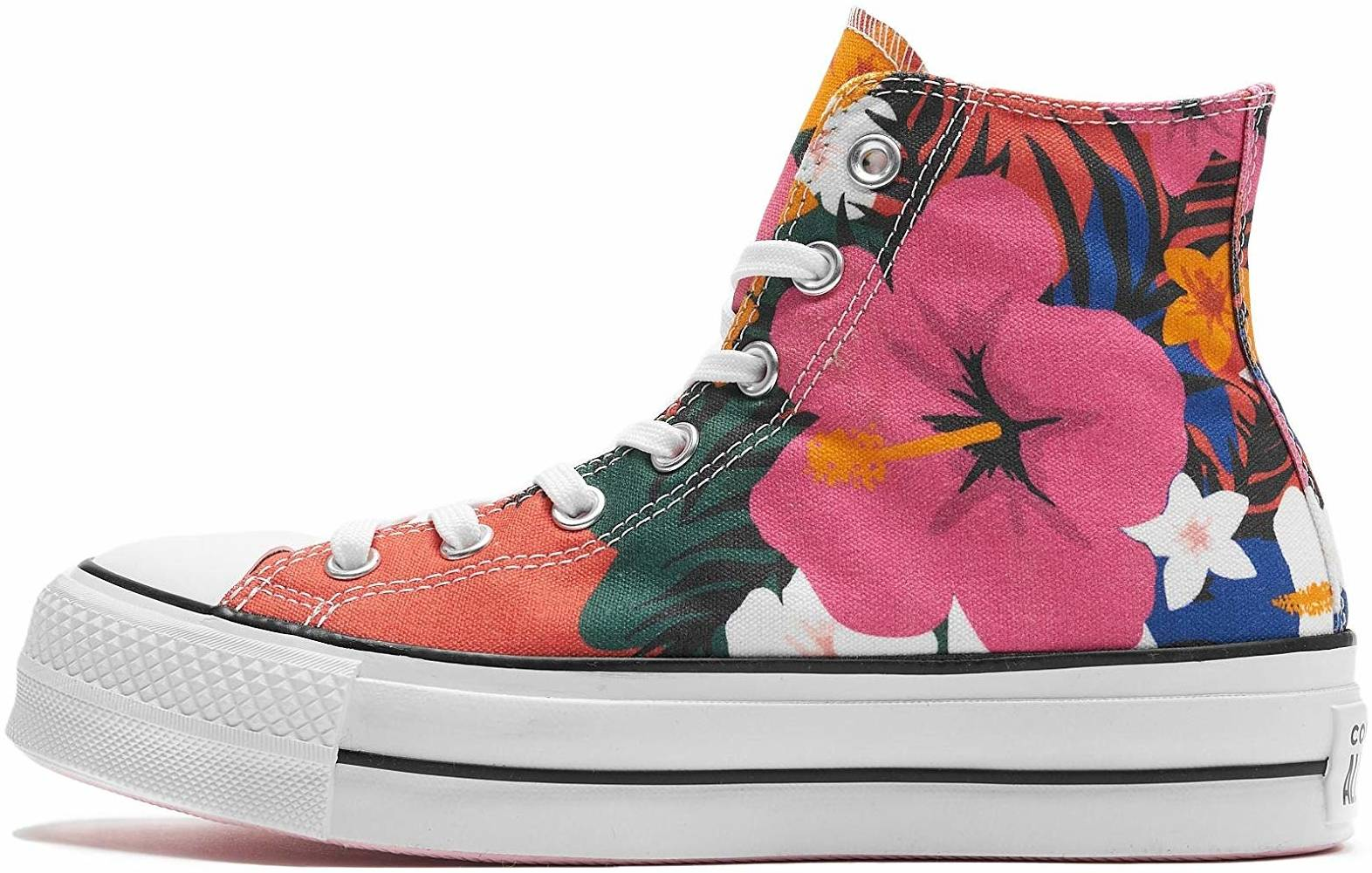 Converse Chuck Taylor All Star Floral Print High Top sneakers in ...