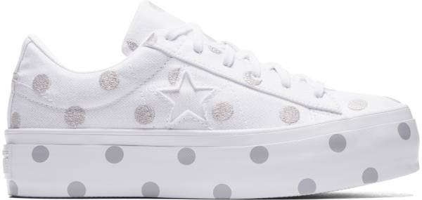 Converse One Star Platform Embroidered Dots converse-one-star-platform-embroidered-dots-8b5d