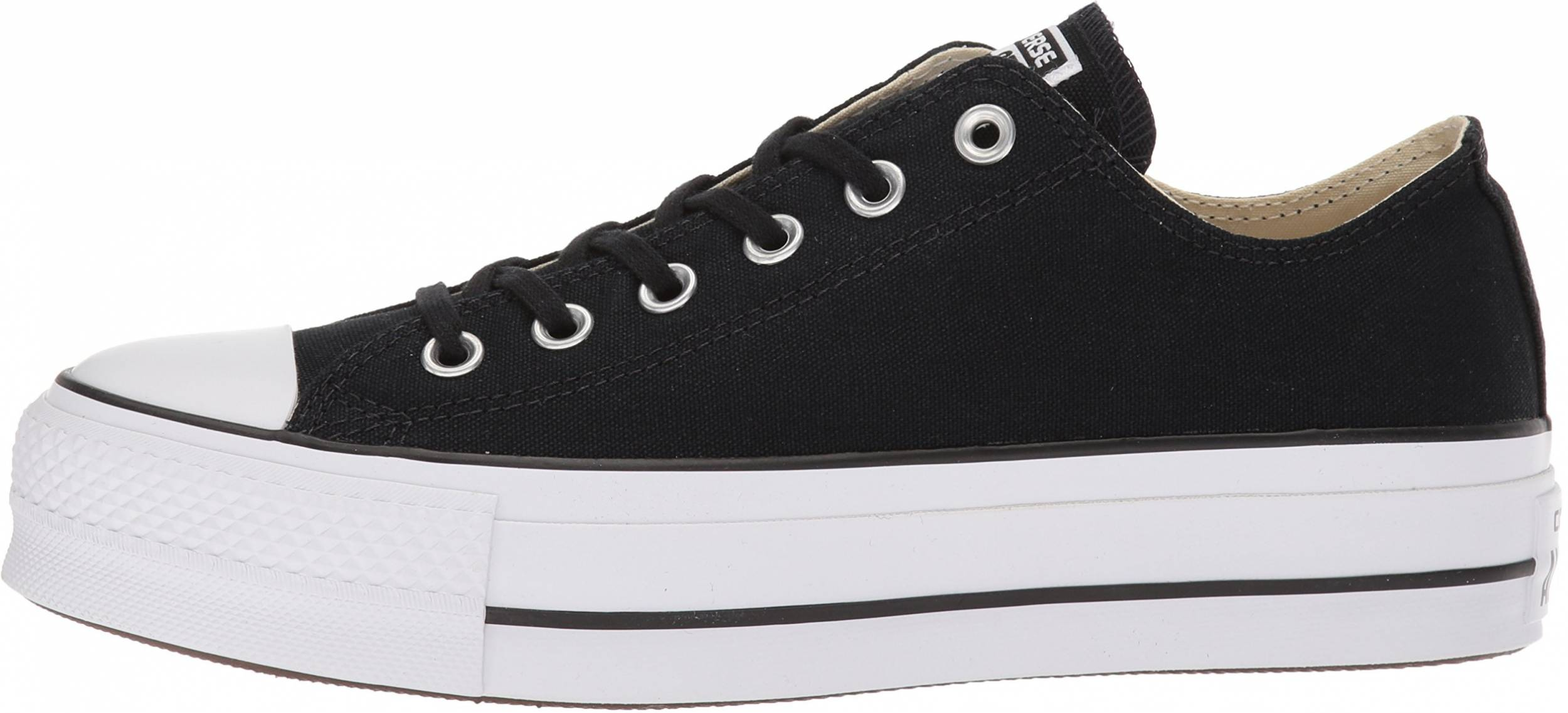 Converse Chuck Taylor All Star Lift Canvas Low Top sneakers in ...