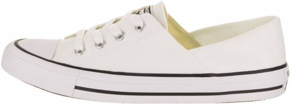 Converse Chuck Taylor All Star Coral Ox  White Black
