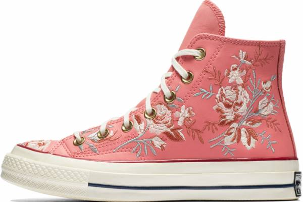 Converse Chuck 70 Floral Leather High Top converse-chuck-70-floral-leather-high-top-cd23