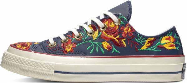 Converse Chuck 70 Floral Leather Low Top converse-chuck-70-floral-leather-low-top-1a55