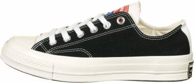 Converse Chuck 70 Low Top - Bianco Nero (166749C)