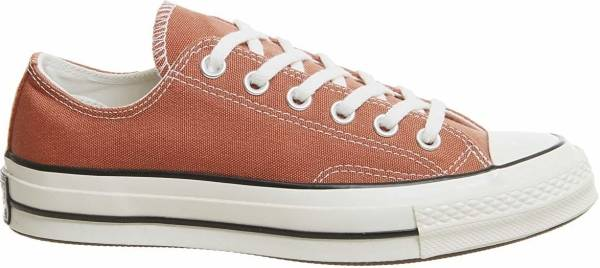 Converse Chuck 70 Low Top Terracotta Red / Black