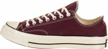 Converse Chuck 70 Low Top - Dark Burgundy