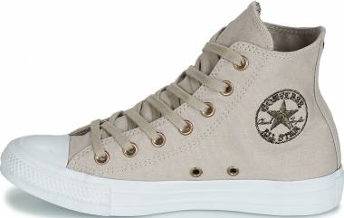 Converse Chuck Taylor All Star Hearts High Top - Grey (163287C)