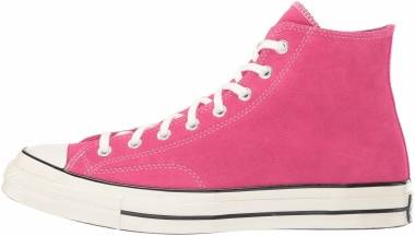 Converse Chuck 70 Suede High Top - Pink (166215C)