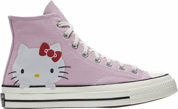 2converse hello kitty