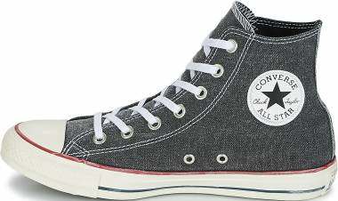 Converse Chuck Taylor All Star Stone Wash High Top - Grey