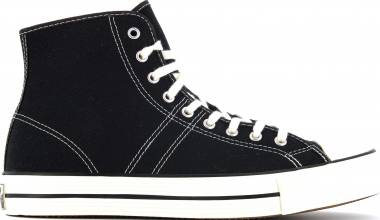 Converse Lucky Star High Top - Black