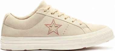 Converse One Star Metallic Love Low Top - converse-one-star-metallic-love-low-top-a09e