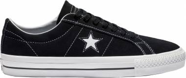 Converse One Star Pro Classic Suede Low Top - converse-one-star-pro-classic-suede-low-top-0d59