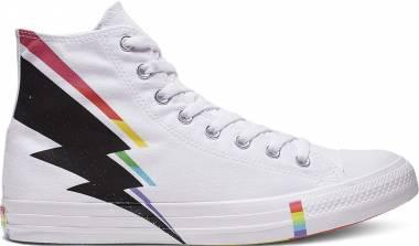 Converse Chuck Taylor All Star Pride High Top - Blanc
