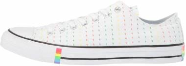 Converse Chuck Taylor All Star Pride Low Top - Blanc