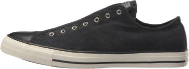 Converse Chuck Taylor All Star Slip - Black/Black/Egret (161325F)