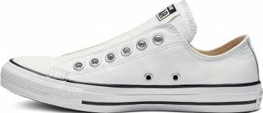 Converse Chuck Taylor All Star Slip - White/White/Black