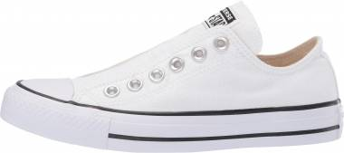 Converse Chuck Taylor All Star Slip - White/Black/White (164301F)