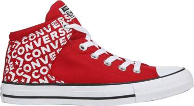 Converse Chuck Taylor All Star High Street High Top - Enamel Red/Enamel Red/White (163955F)