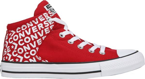 Converse Chuck Taylor All Star High Street High Top Enamel Red/Enamel Red/White
