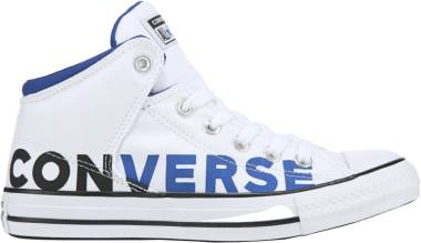 Converse Chuck Taylor All Star High Street High Top - White/Black/Blue