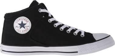 Converse Chuck Taylor All Star High Street High Top - Black/Black/White (151041F)