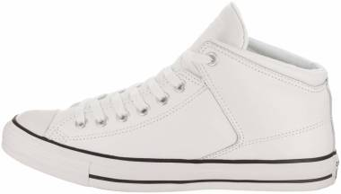 Converse Chuck Taylor All Star High Street High Top - Blanc Noir (155277C)