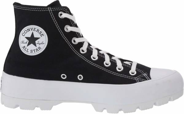 Converse Chuck Taylor All Star Lugged High Top - black (565901C)