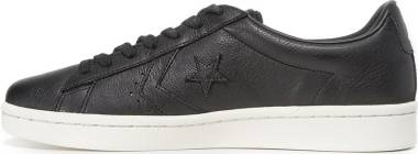 Converse Pro Leather 76 - Black/Black/Egret (157729C)