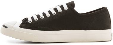 Converse Jack Purcell Canvas - Black (164056C)